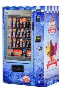 dondurma otomat makinaları