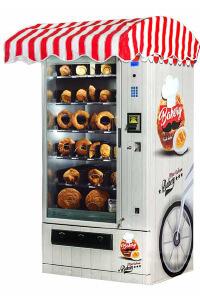 ısıtmalı satış otomatı