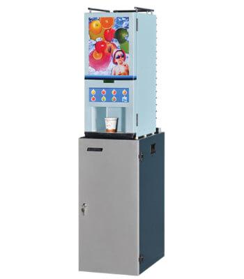 soğuk meşrubat veren makine