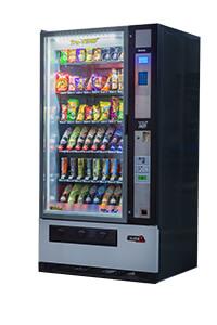 yiyecek satış makinesi