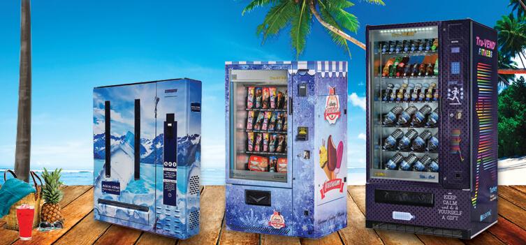 soğutmalı satış otomatı elektral vending