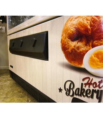 ekmek satış otomatı elektral
